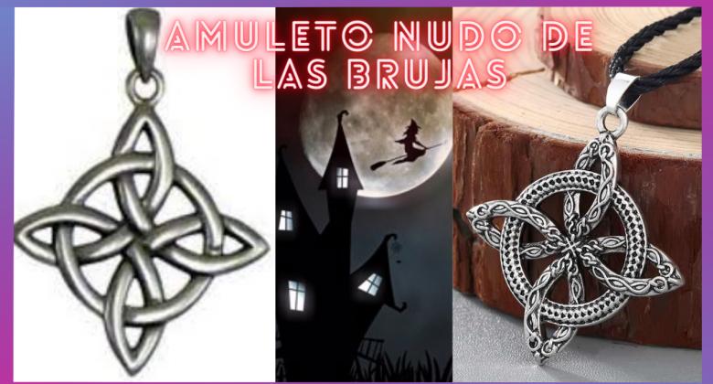 Los poderes y usos del amuleto nudo de las brujas